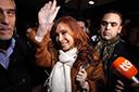 Ex-presidente Cristina Kirchner disputará vaga no Senado
