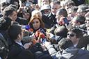 Cristina Kirchner vai a juízo no caso dos Cadernos das Propinas