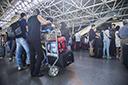Aeroportos aumentam revista em voos para os Estados Unidos