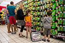 Intenção de consumo das famílias cresce 0,2% em julho ante junho