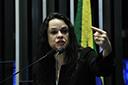 Janaína diz que afastar presidente do Coaf 'seria um erro'