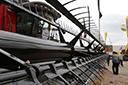 Faturamento da indústria de máquinas cai 5,6% em março, mostra Abimaq