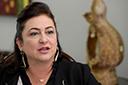 PMDB expulsa a senadora Kátia Abreu