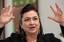 Presidente do PDT diz que Kátia Abreu será vice na chapa de Ciro Gomes