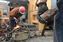 Setor de construção civil foi um dos mais afetados por desligamentos