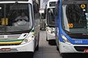 Porto Alegre terá menor circulação de ônibus por conta da falta de combustível