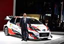 Toyota investe R$ 1,6 bilhão e aposta no Yaris