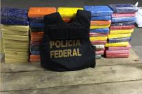 Operação da PF combate tráfico internacional de drogas no Paraná