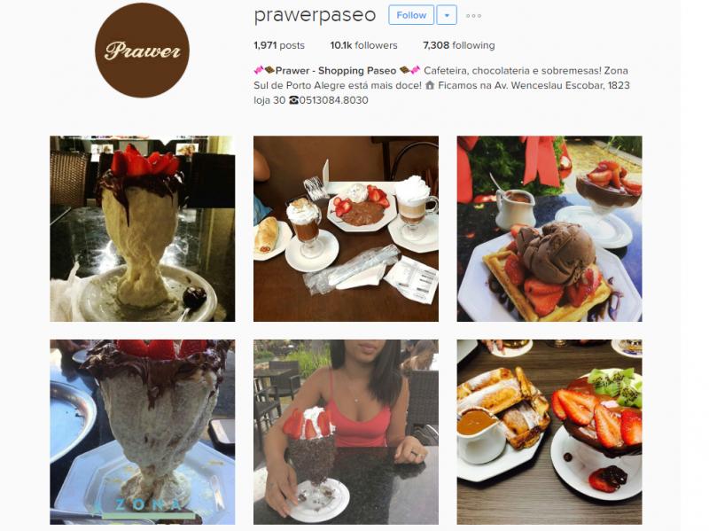 A sede da Prawer é em Gramado