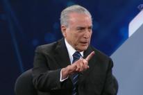 Ausência de Lula nas eleições 'tensiona' a situação política do País, diz Temer