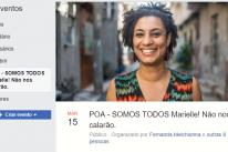 PSOL fará ato 'Somos todos Marielle' nesta quinta em Porto Alegre