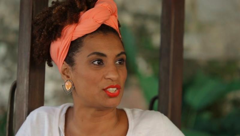 Vereadora, de 38 anos e que era filiada ao PSOL, foi morta a tiros na noite desta quarta