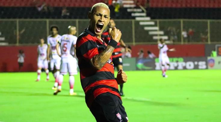 Emprestado pelo Vitória, Neilton é um dos novos nomes no Beira-Rio
