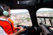 Mais de 3,1 mil pessoas estão fora das casas devido a cheias no Rio Grande do Sul