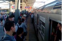 Trensurb amplia intervalo de viagens após forte queda no fluxo de passageiros