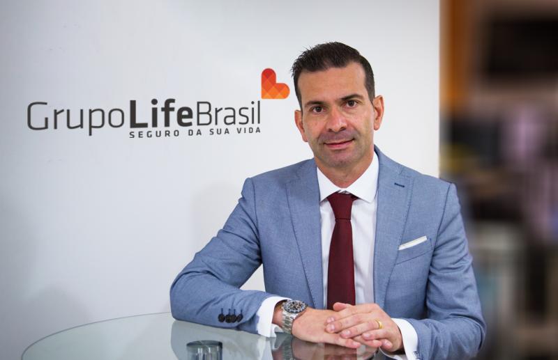 Adalberto Júnior, fundador do Grupo Life Brasil