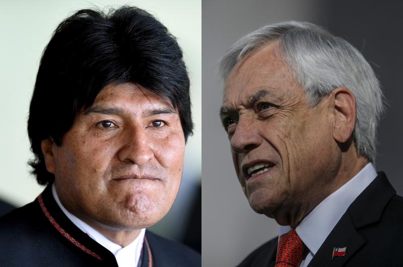Os dois países latino-americanos enfrentam protestos desde meados de outubro