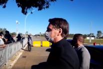Bolsonaro culpa Celso de Mello por 'consequências' da liberação de vídeo de reunião ministerial