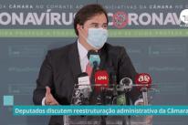 Presidente da Câmara, Rodrigo Maia testa positivo para Covid-19