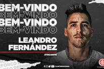 Inter anuncia novo reforço para o ataque