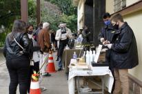 Feira do Azeite planeja aumentar frequência em Porto Alegre