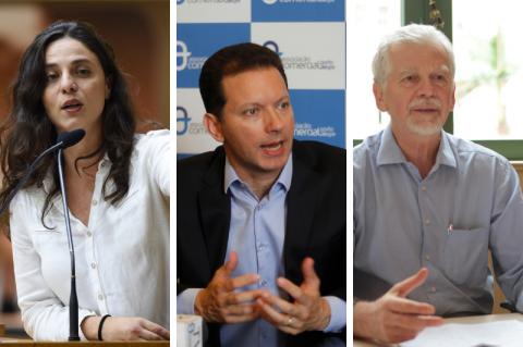 Em segundo debate, candidatos à prefeitura de Porto Alegre criticam gestão Marchezan