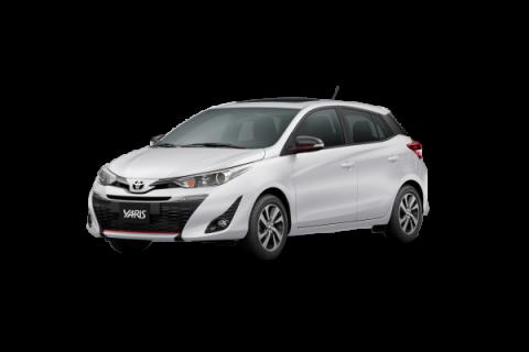 Toyota Yaris ganha série especial de estilo esportivo