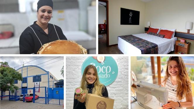 Semana destacou xis do tamanho de uma pizza e comemorações do Dia do Empreendedor