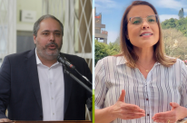 Críticas aos oponentes marcam manifestações de Paim e Juliana sobre saída de Fortunati
