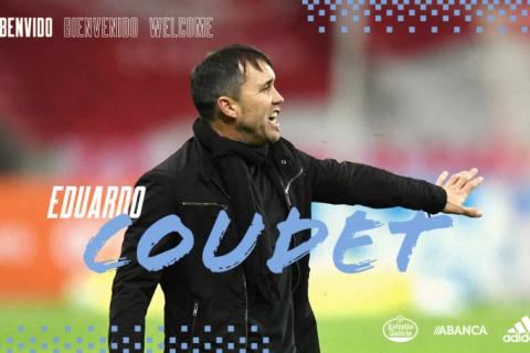 Coudet é anunciado no Celta como 'um dos melhores treinadores sul-americanos'