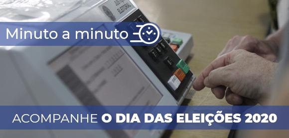 Votação começou às 7h e segue até 17h em 57 cidades brasileiras