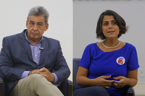 Candidatos à prefeitura de Porto Alegre acirram disputa e focam nas redes sociais