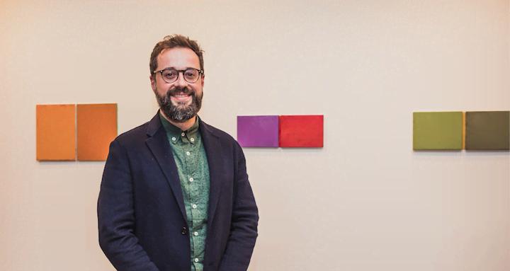 Francisco Dalcol fala sobre arte contemporânea em aula virtual e gratuita