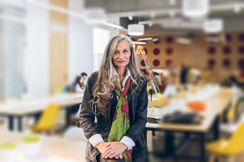 Cheryl Edison é empreendedora do Vale do Silício